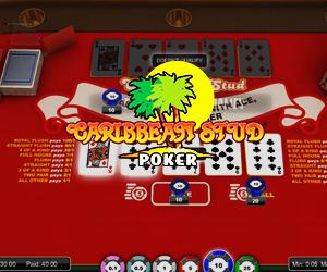 Poker Caribenho Stud Caribbean Poker