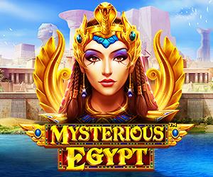 Slots Mysterious Egypt