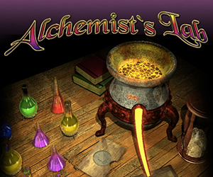 Slots Alchemist's Lab