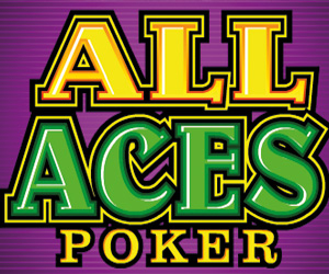 Video Poker All Aces Poker