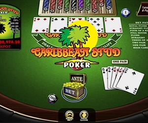 Poker Caribenho Stud Poker Caribbean