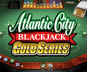 Blackjack Atlantic City Blackjack Gold