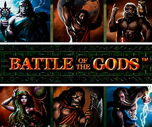 Slots Battle Of The Gods
