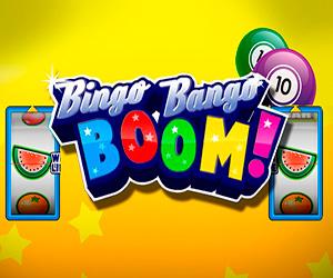 Slots Bingo Bango Boom