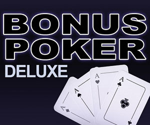 Video Poker Bonus Poker Deluxe