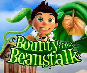 Slots Bounty of the beanstalk