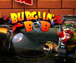 Slots Burglin' Bob
