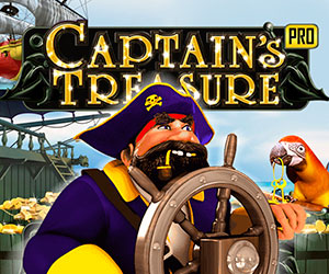 Slots Captain's Treasure
