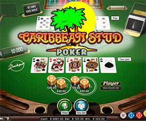 Poker Caribenho Caribbean Stud Poker