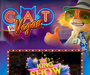 Slots Cat in Vegas