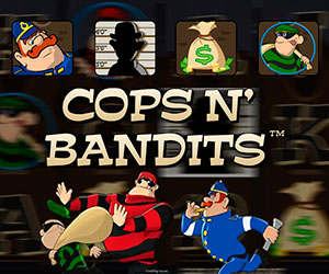 Slots Cops and bandits