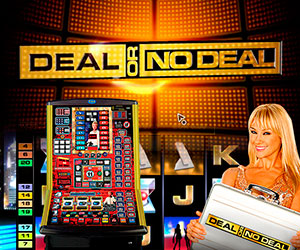 Slots Deal or not deal - World slot