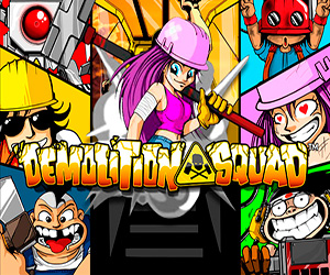 Slots Demolition Squad