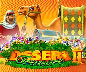 Slots Desert Treasure II