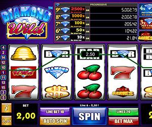 Slots Diamond Wild