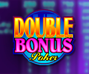 Video Poker Double Bonus Poker