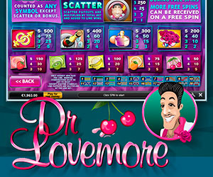 Slots Dr Lovemore
