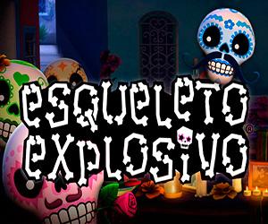 Slots Esqueleto Explosivo