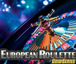 Roleta European Roulette Gold