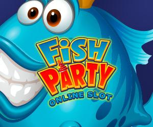Slots Fish Party