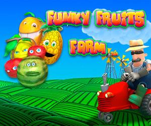 Slots Funky Fruits Farm