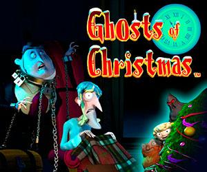 Slots Ghost of Christmas