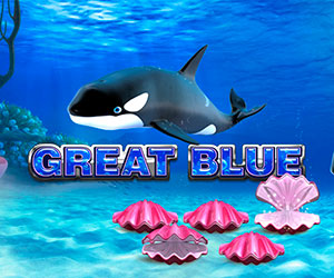 Slots Great Blue