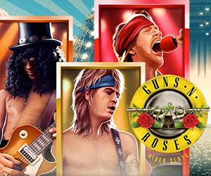 Slots Guns N' Roses