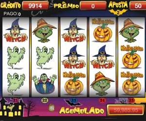 Jogos de casino gratis halloween