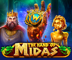 Slots  The Hand of Midas