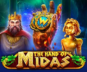 Slots  The Hand of Midas
