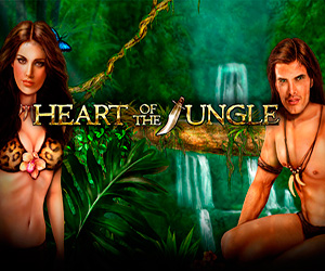 Slots Heart of the Jungle