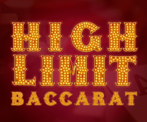 Baccarat High Limit Baccarat