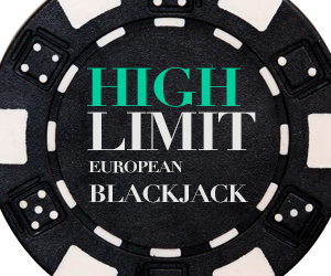 Blackjack High Limit European Blackjack