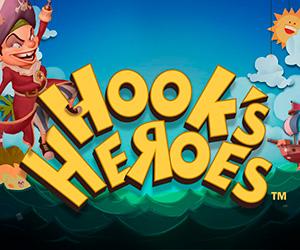 Slots Hook's Heroes