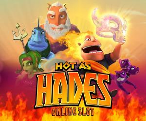 Slots Hot as Hades