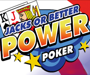 Video Poker Jacks or Better Power Poker