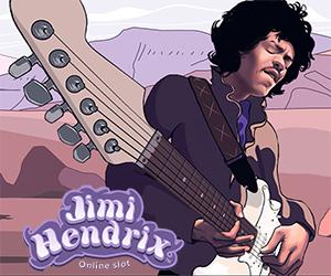 Slots Jimi Hendrix