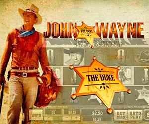Slots John Wayne