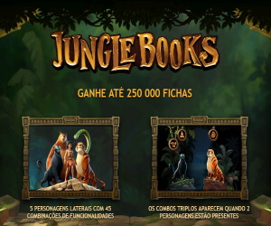 Slots Jungle Books