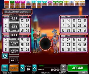 Bingo Las Vegas Bingo