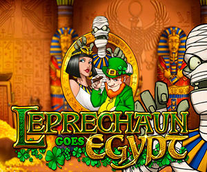 Slots Leprechaun Goes Egypt