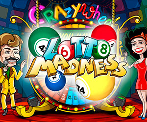 Slots Lotto Madness
