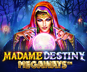 Slots Madame Destiny Megaways™