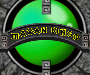 Bingo Mayan Bingo