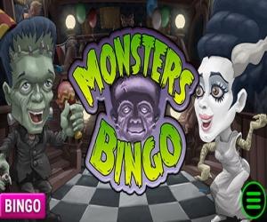 Bingo Monsters