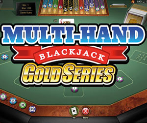 BlackJack Multi Premier Blackjack Gold