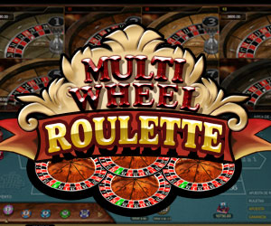Roleta Multi Wheel Roulette Gold