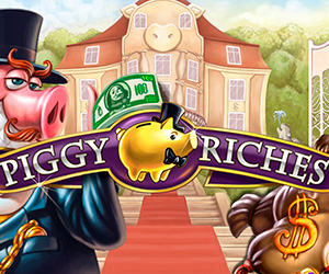 Slots Piggy Riches