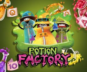 Slots Potion Factory